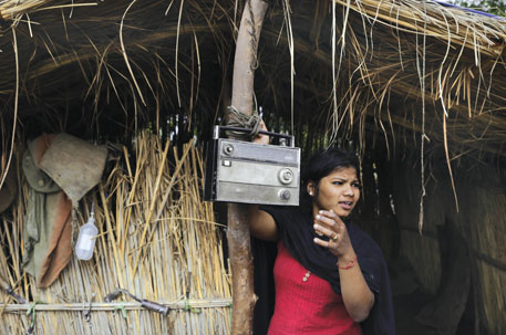 In 2014, India had just 170 community radio stations as opposed to the earlier plans of setting up 4,000 stations by 2010 (Photographs: Vikas Choudhary)