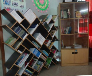 Community Broadcasting Library at 16 Community Radio Stations in Bangladesh